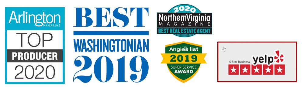 Meg Ross is Arlington Virginia's Top Realtor